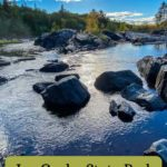 Jay Cooke state park MN