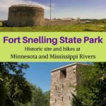 Fort Snelling historic river hikes