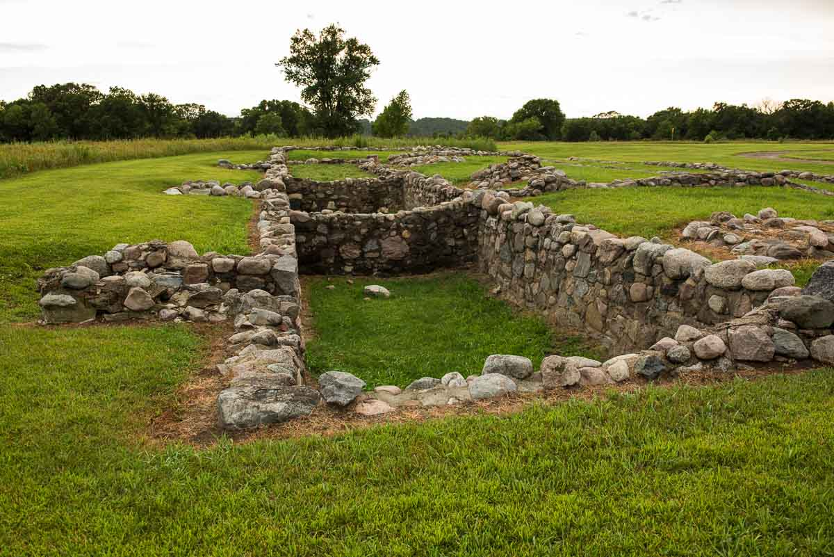 minnesota fort ridgely excavations