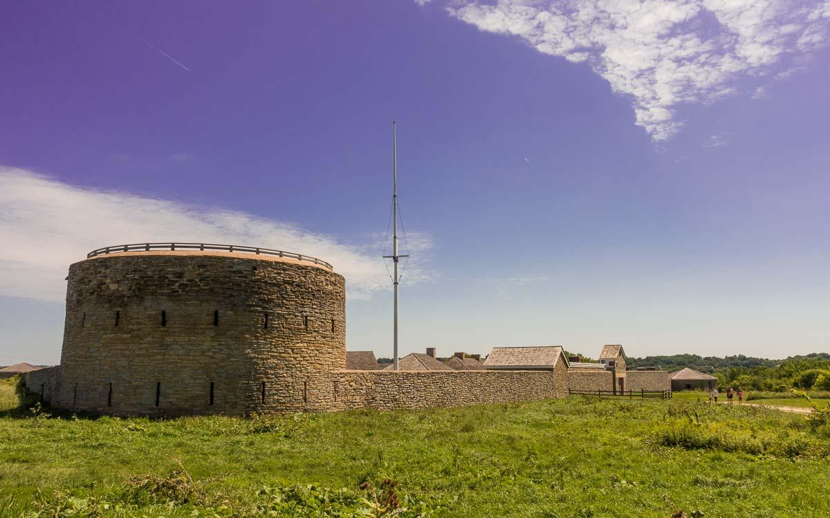 minnesota fort snelling fort walls