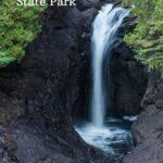 Cascade River State Park Minnesota
