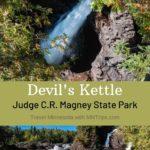Magney State Park Devil's Kettle