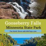 Minnesota's Gooseberry Falls State Park North Shore