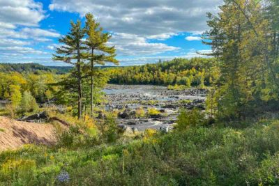The Stunning Views at Jay Cooke State Park