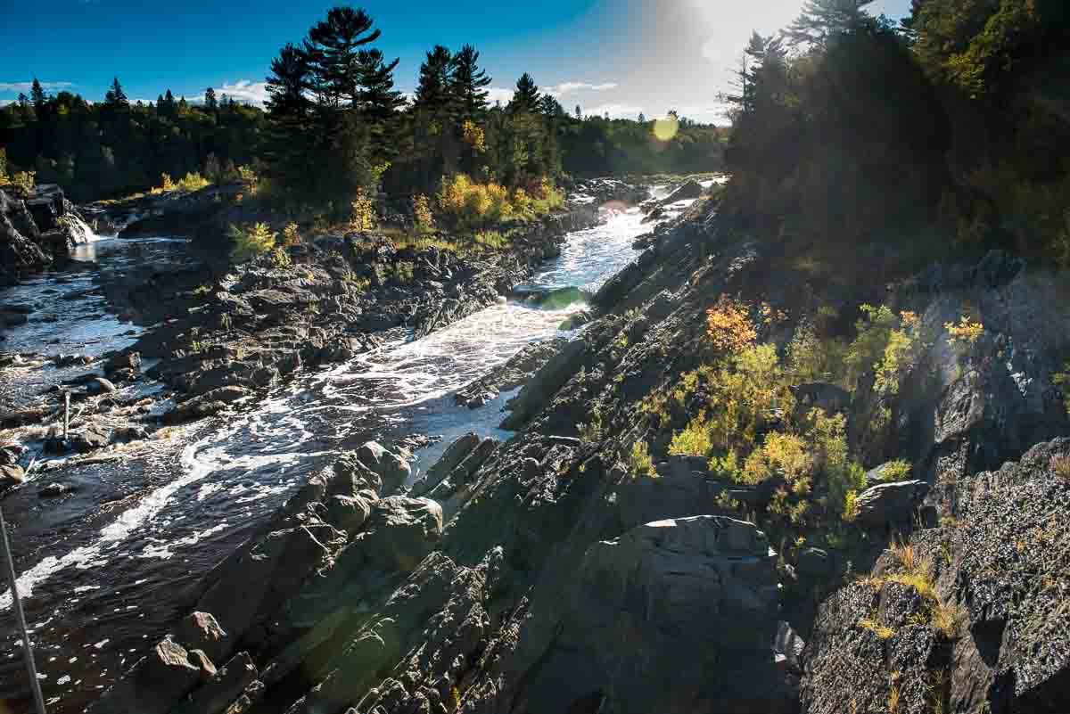 jay cooke state park st louis river rapids