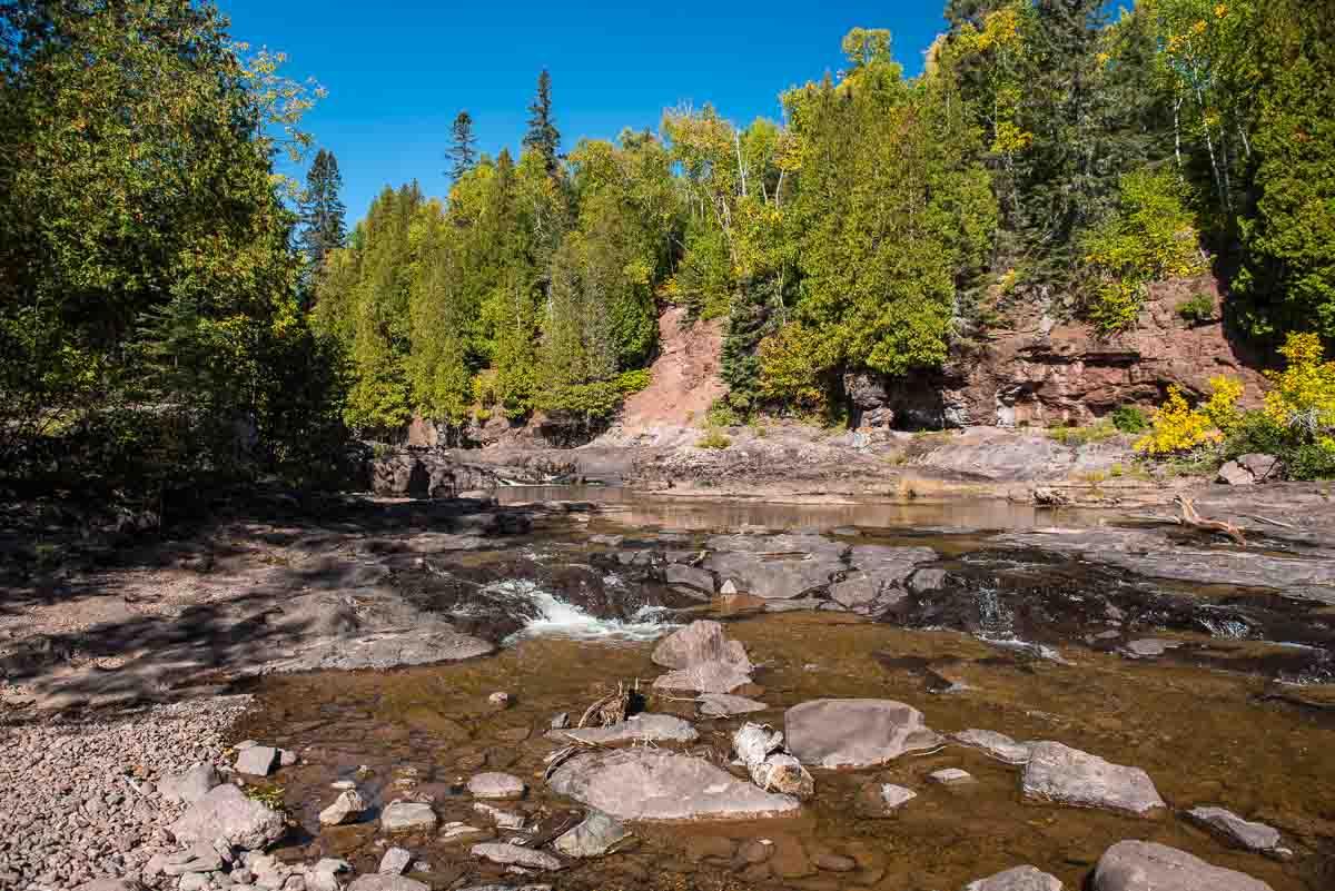minnesota gooseberry falls state park 3