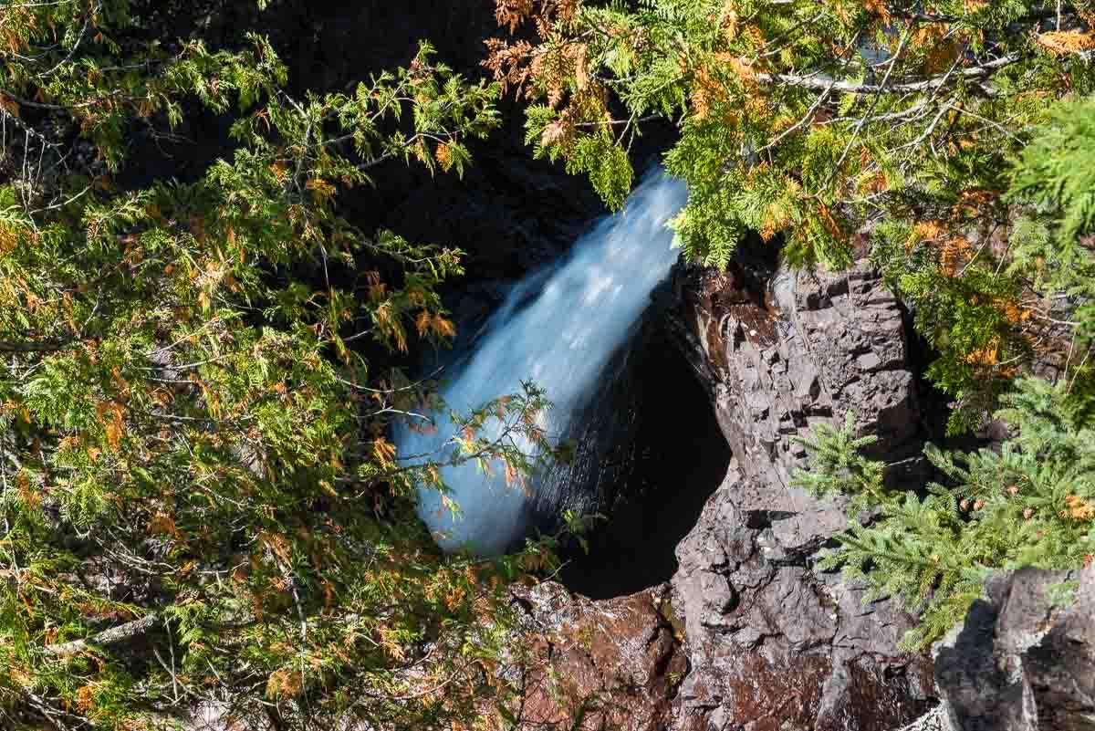 minnesota magney state park devils kettle 2