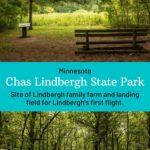 Lindbergh State Park Little Falls Minnesota