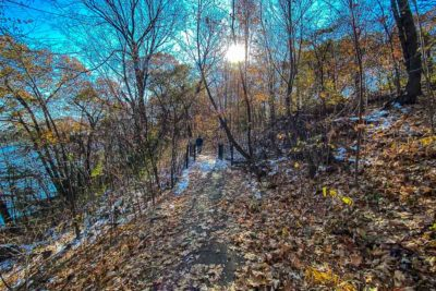 The Winchell Trail, Hiking Minneapolis