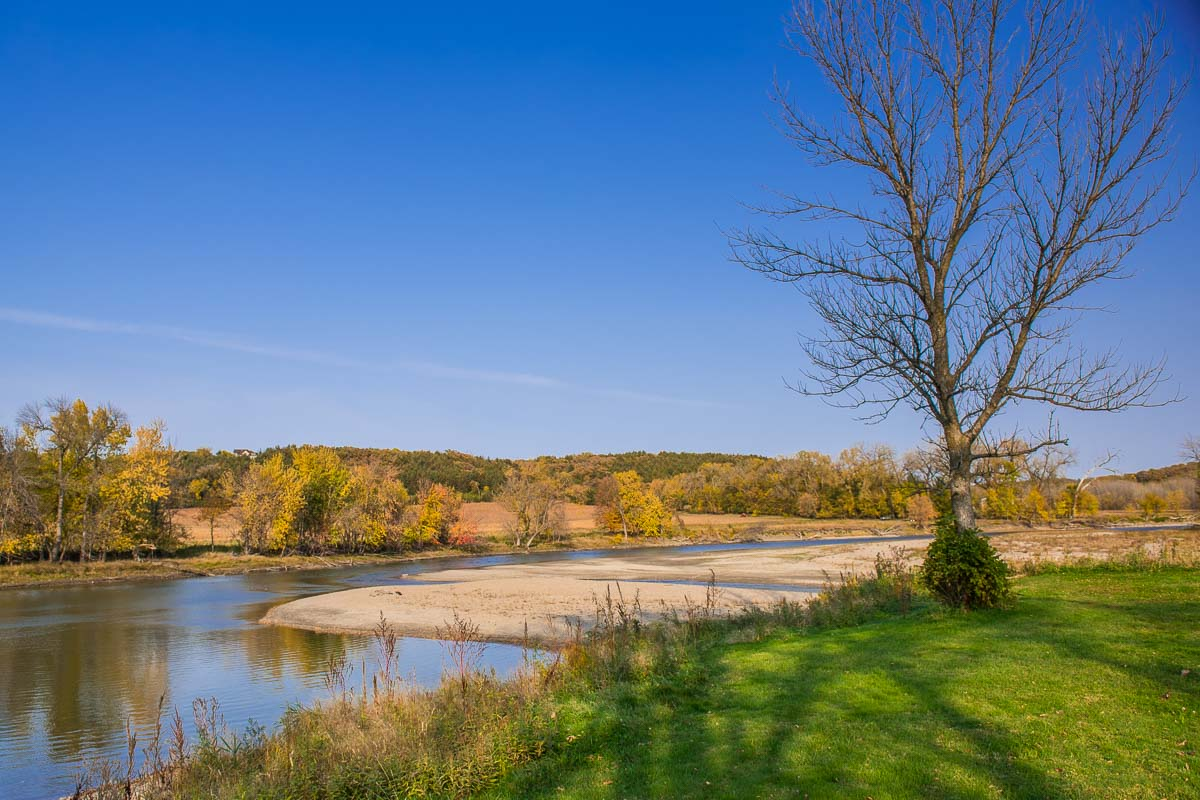 upper sioux agency state park yellow medicine minnesota confluence