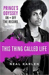 prince book gift