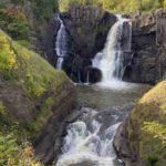 Waterfalls Minnesota Lake Superior