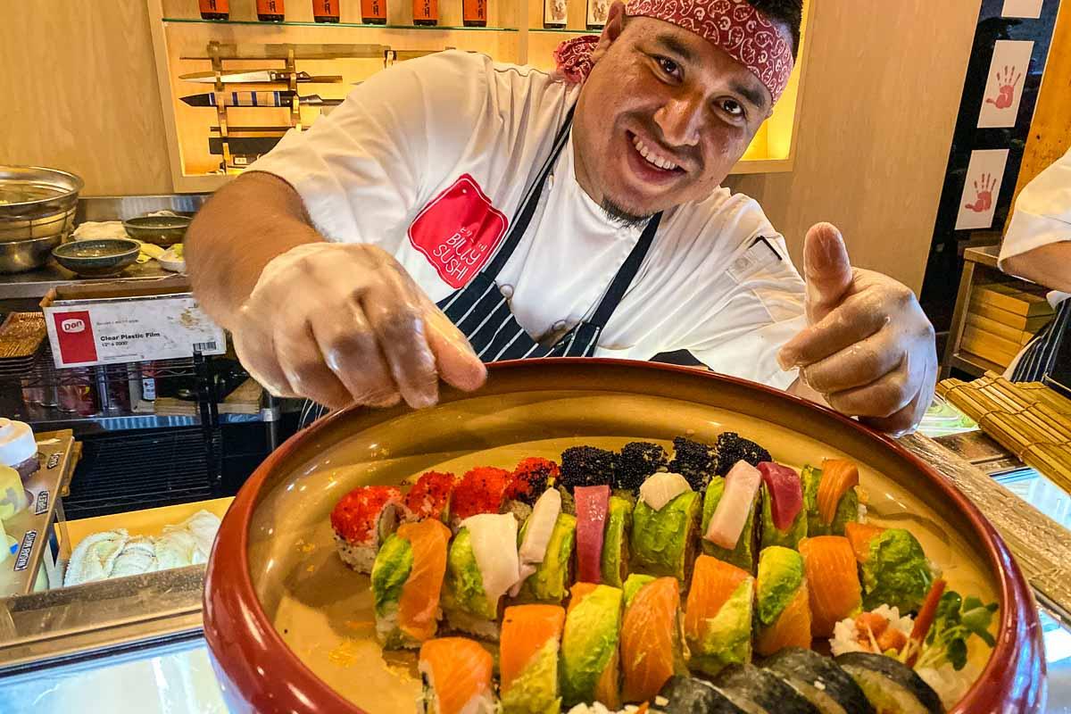 billy sushi restaurant