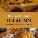 Duluth MN Restaurants