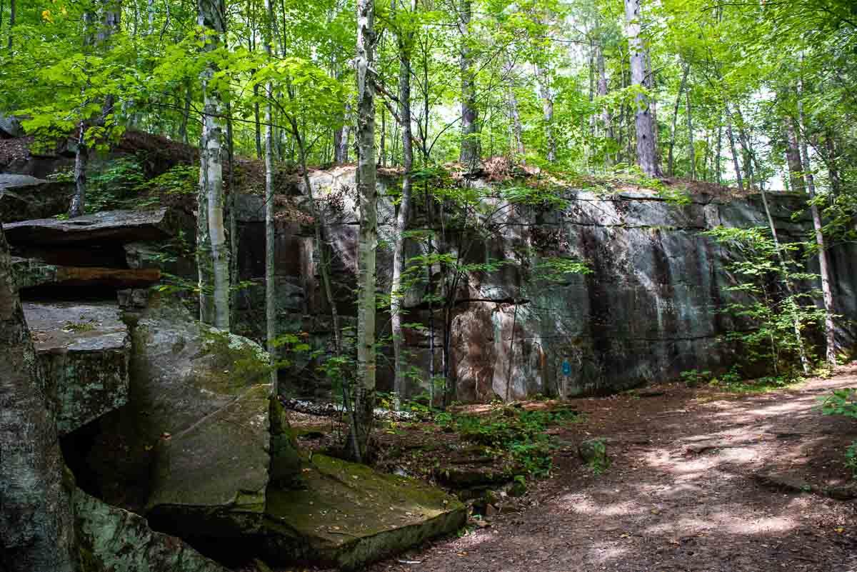 minnesota banning state park quarry site