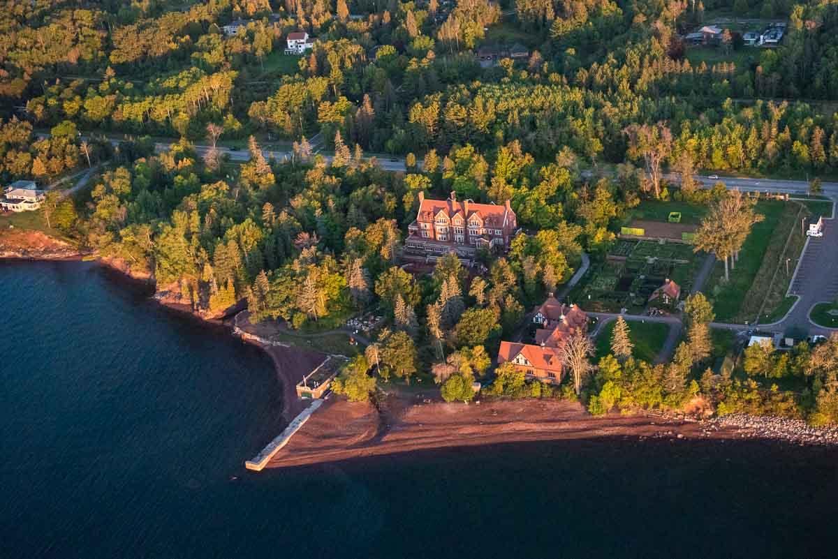 Glensheen Mansion Duluthh