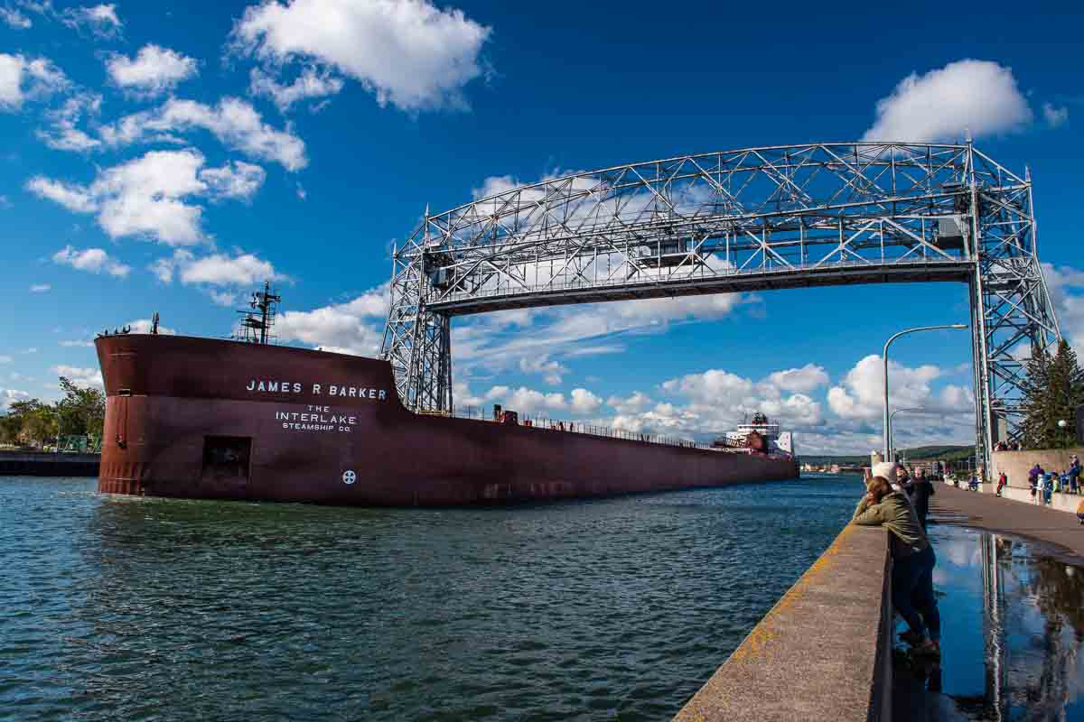 Things to do see duluth